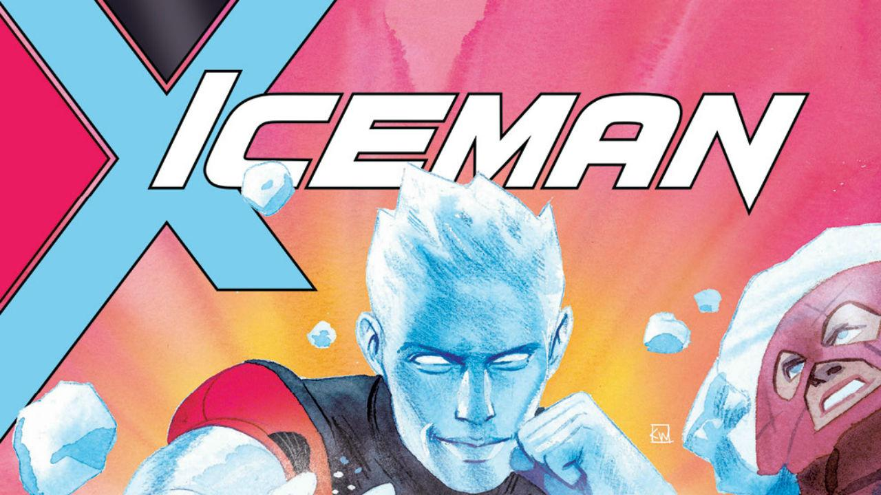 Iceman Writer Sina Grace Calls Out Marvel for Not Supporting LGBTQ+ Comic Books
