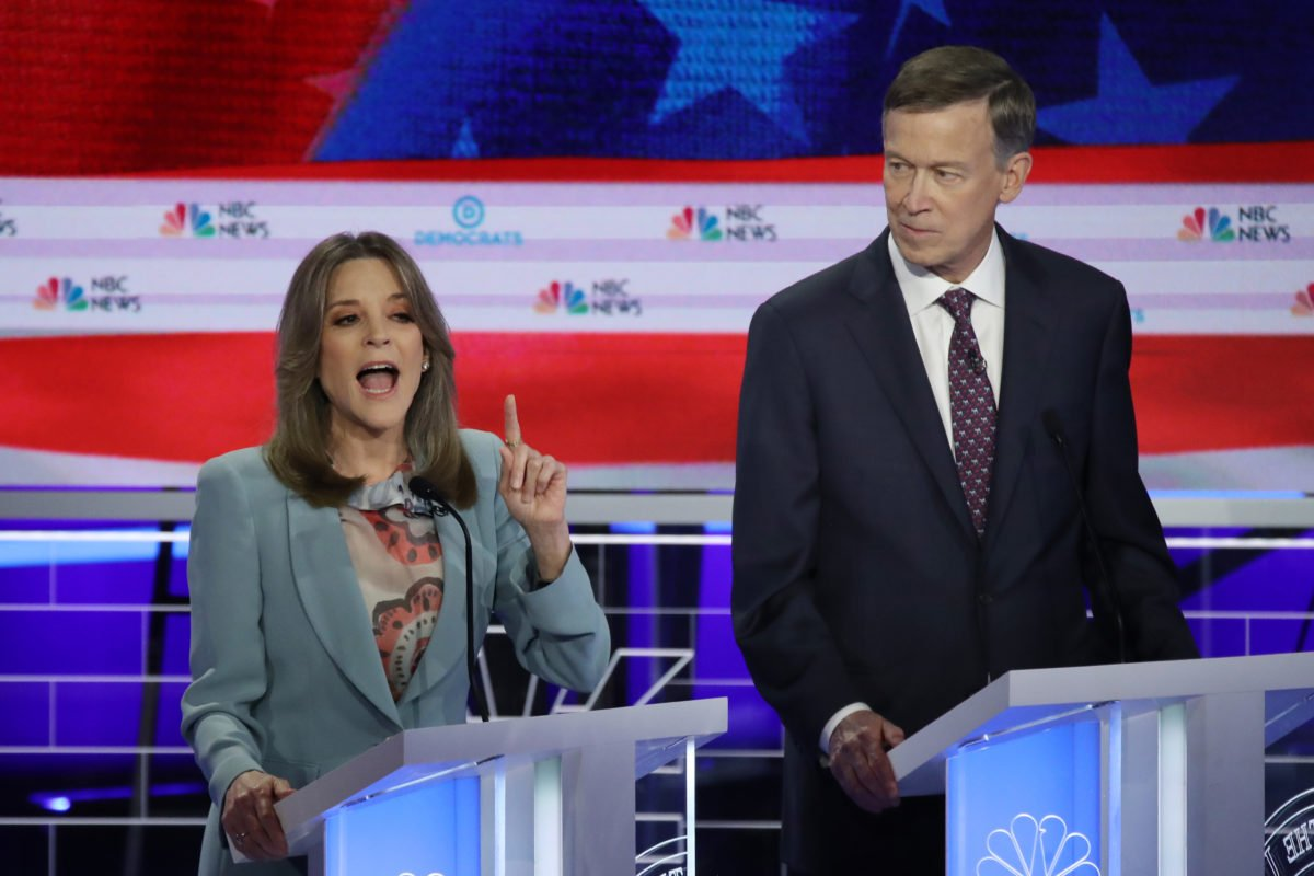 Reminder: Vaccines are Good and Important and Marianne Williamson Needs to Stop Spreading Lies