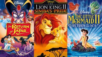 Remember The Disney Sequel Surplus?