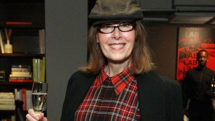 Writer E. Jean Carroll