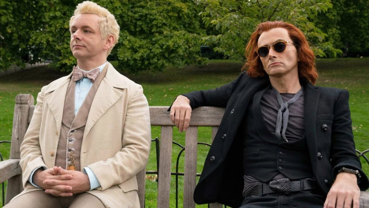 The Good Omens Series May In Fact Be Too Accurate And Nice The