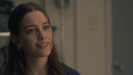 Victoria Pedretti stars as Nell Crain in The Haunting of Hill House, and will star in The Haunting of Bly Manor.