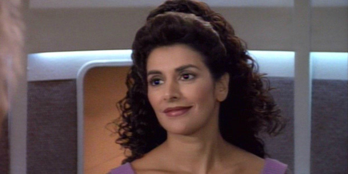 A Spirited Defense of Star Trek: The Next Generation's Deanna Troi