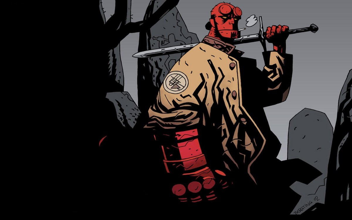 Things We Saw Today: Devilish Hellboy Beer to Honor Our Favorite Dark Horse Hero