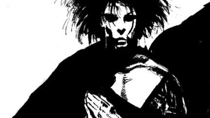 Image of The Sandman from the Neil Gaiman Series by Vertigo Comics and DC Comics