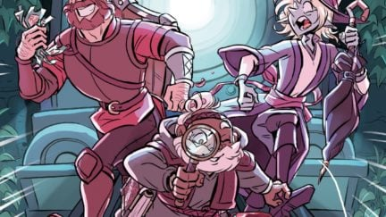 The Adventure Zone Murder on the Rockport Limited (:RGB—Cover Image