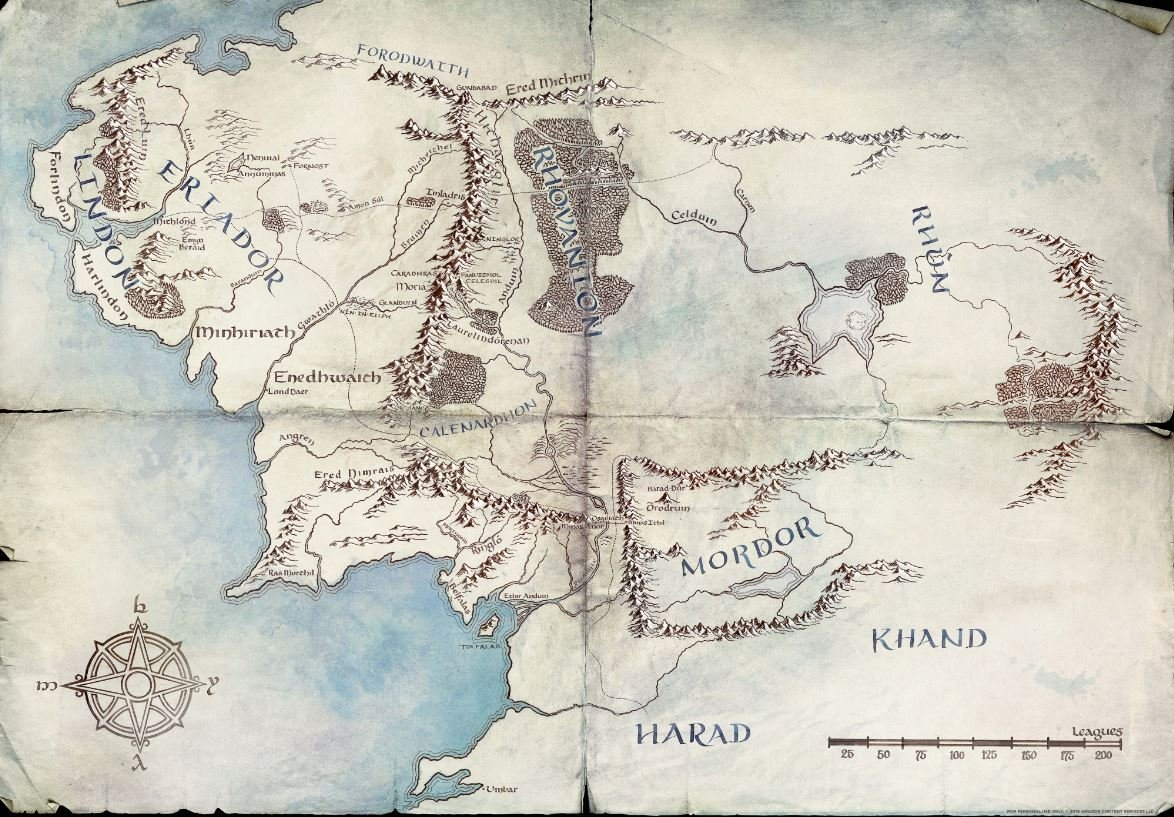 Amazon's Upcoming The Lord of the Rings Series Introduces Its Fellowship