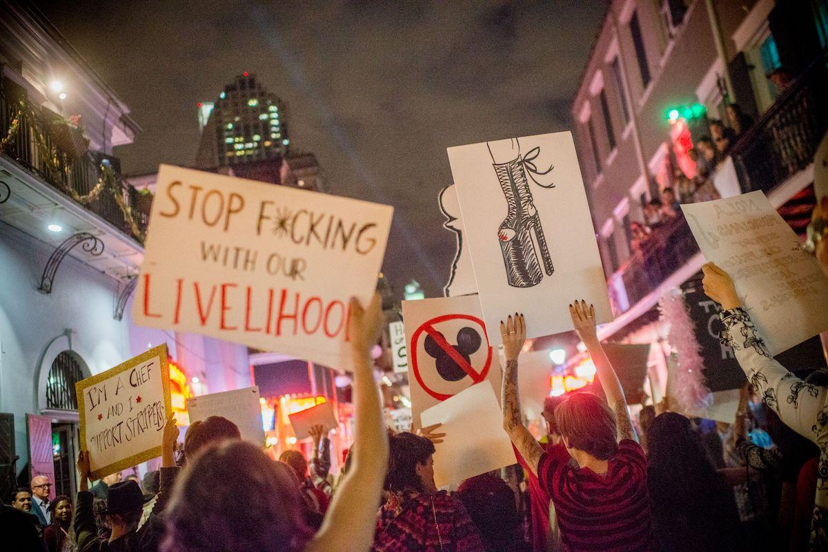 The Political Tightrope of Decriminalizing Sex Work