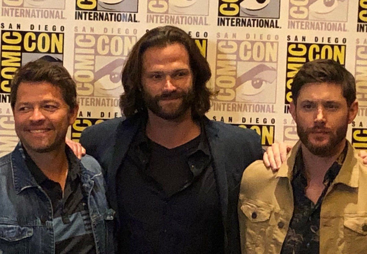 Comic-Con: Supernatural Cast Tells Us About Final Season ...