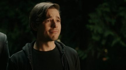 Jason Ralph as Quentin Coldwater on Syfy's The Magicians.