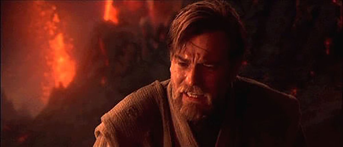 You Re Not The Chosen One Anakin Er Donald Trump The Mary Sue