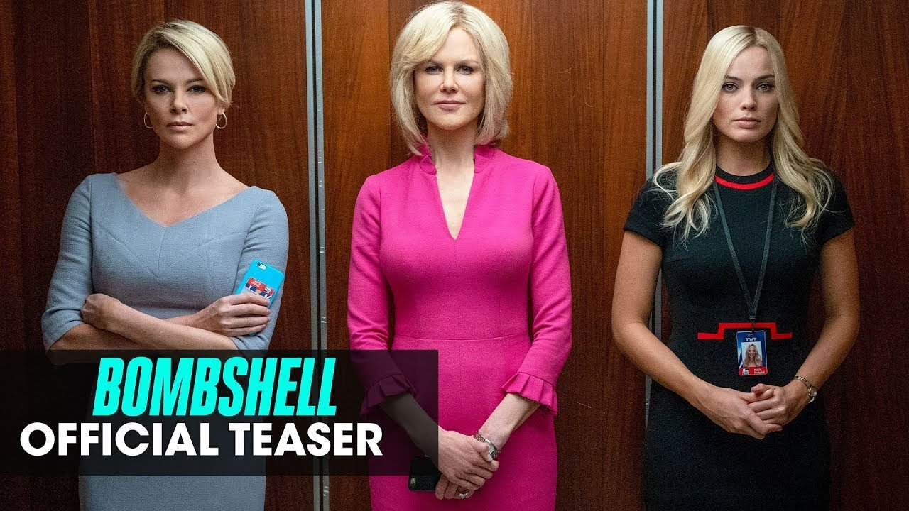 That Movie About the Women of Fox News Has a Title, a Trailer, and a Haunting Transformation by Charlize Theron
