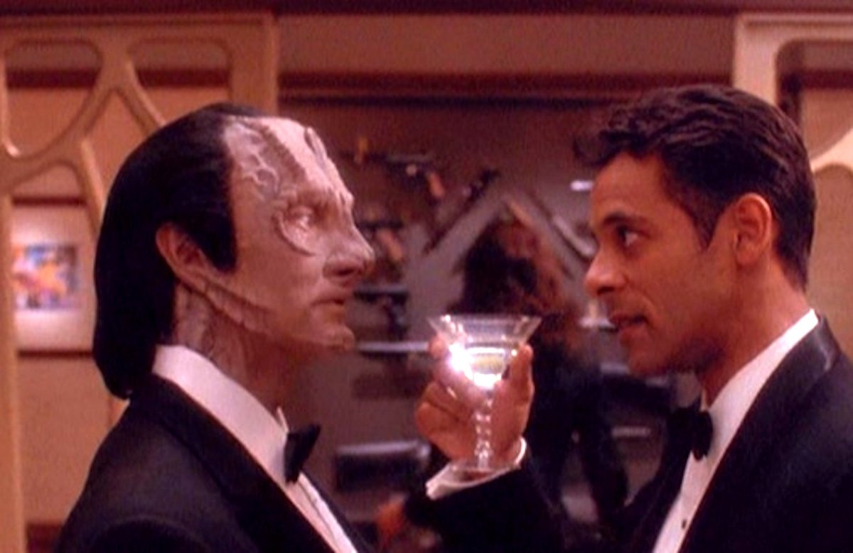 Garak & Bashir: Star Trek: Deep Space Nine Ship That Almost Was ...