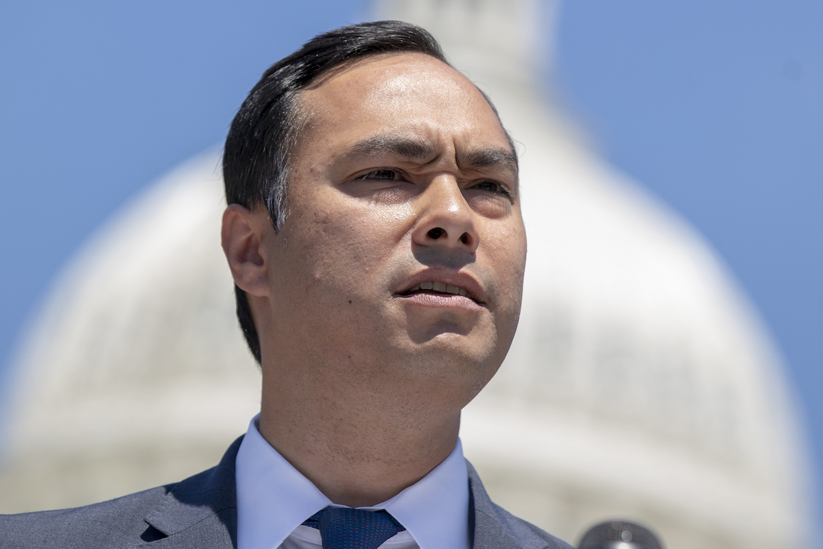 Mary Sue Joaquin: Joaquin Castro Publicly Shamed Trump Donors