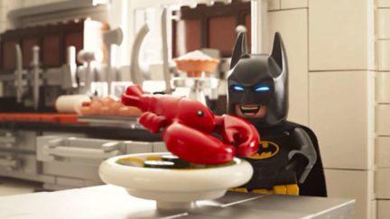 lego batman lobster thermidor