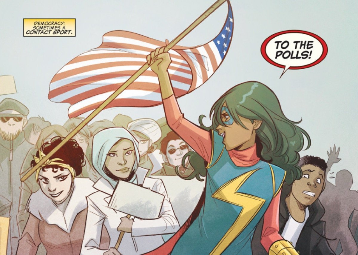 Ms. Marvel Is Coming to Disney+!