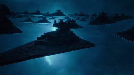 These Star Destroyers aren't just First Order, they're Imperial. So how did they survive the fall of the Empire?