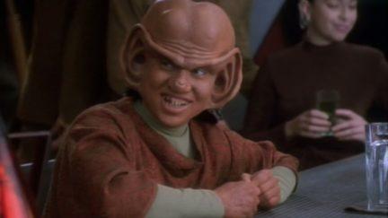 Aron Eisenberg in Star Trek- Deep Space Nine (1993)