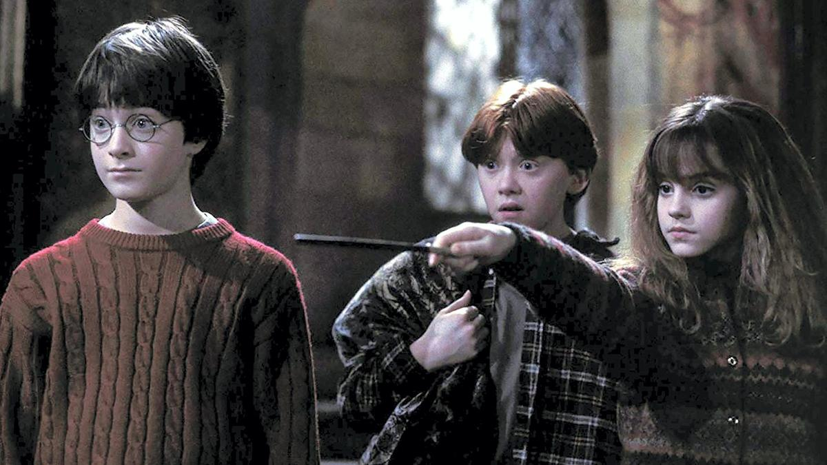 Harry hermione big ass story Rumor Hbo Max Considering Live Action Harry Potter Series The Mary Sue