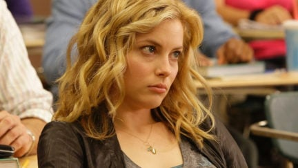 Britta Perry (Gillian Jacobs) deserved better than being the butt of every joke.