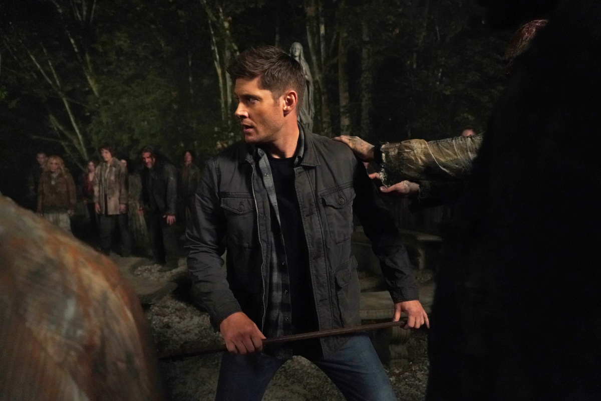 Here's Our First Look at the Final Season of Supernatural
