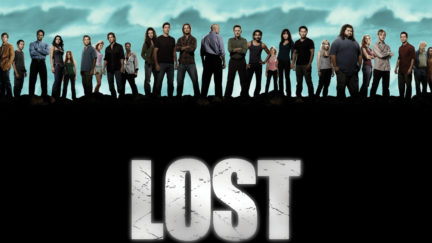 The final poster for LOST's sixth season.