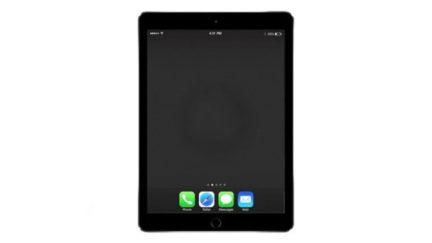 iPad product image.