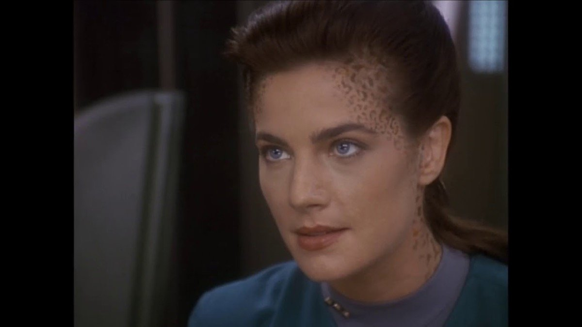 How Transgender Star Trek Fans Came To View Jadzia Dax As Theirs