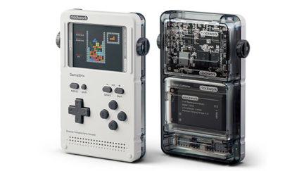 A Game Boy-shaped game emulator.