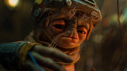 Babu in Star Wars