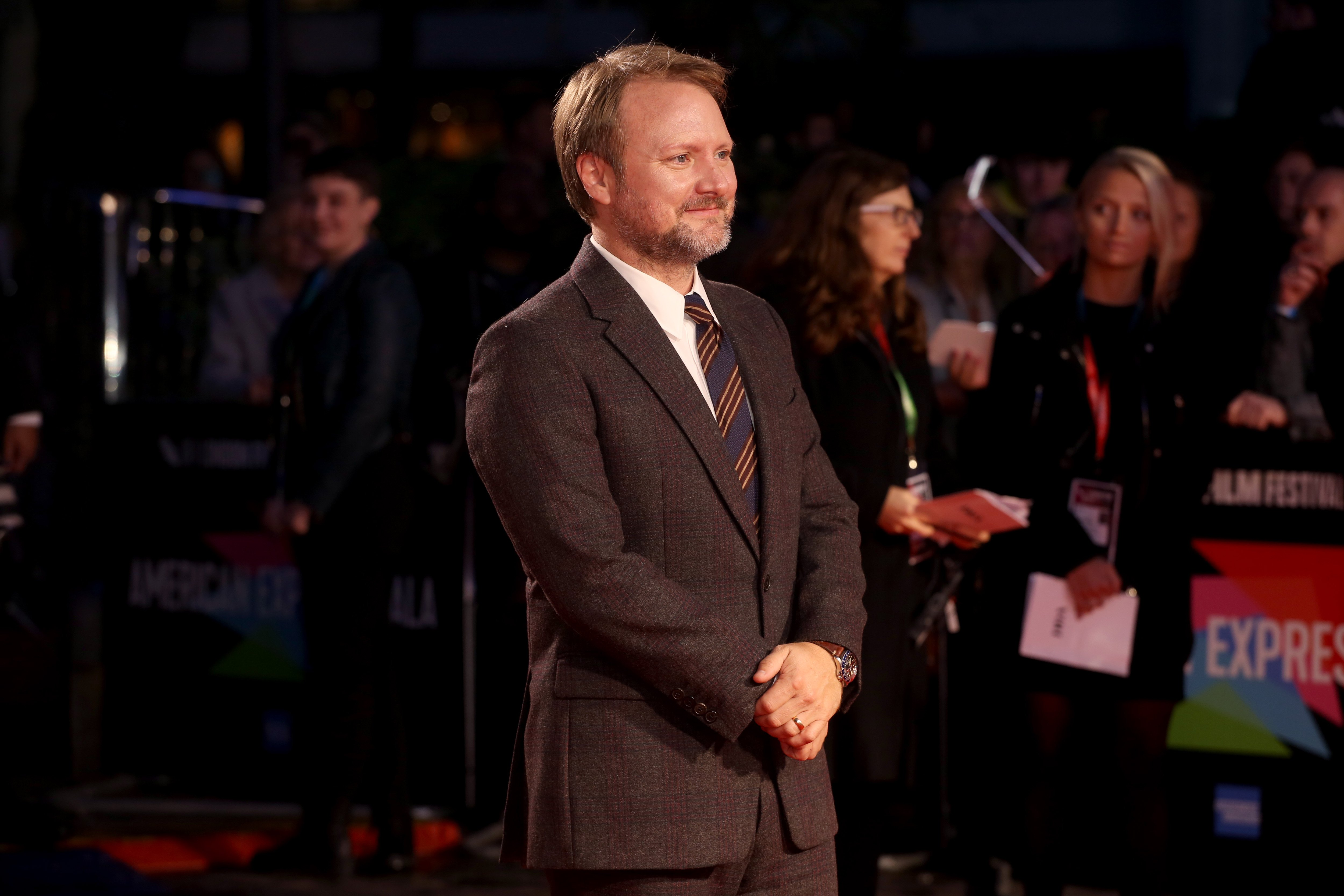 Things We Saw Today: Rian Johnson Has The Perfect Response To Complaints About Diversity
