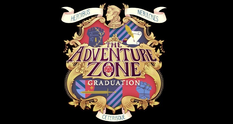 Get Ready For The Adventure Zone Graduation The Mary Sue