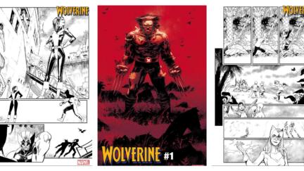Wolverine #1 First Look