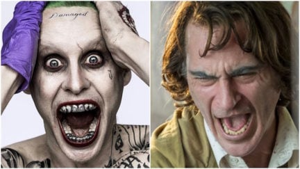 Jared Leto tried to stop Joaquin Phoenix and Todd Phillips' Joker