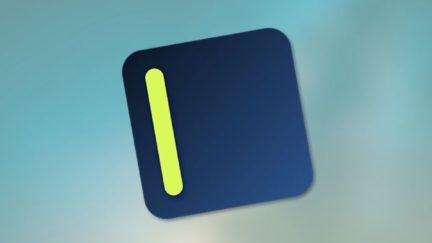 Sidenotes app icon.
