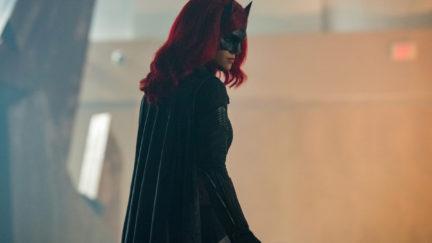 Batwoman joins the crisis