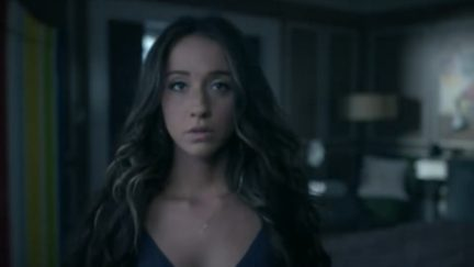 julia in season five of the magicians screen shot of trailer