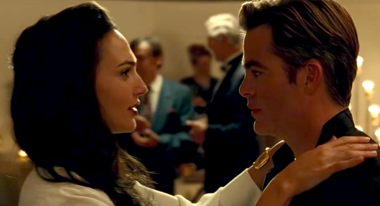 Diana Prince/Steve Trevor Relationship in Wonder Woman 1984 Trailer   The Mary Sue