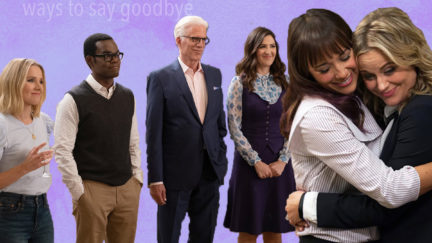 The Good Place and Parks and Recreation