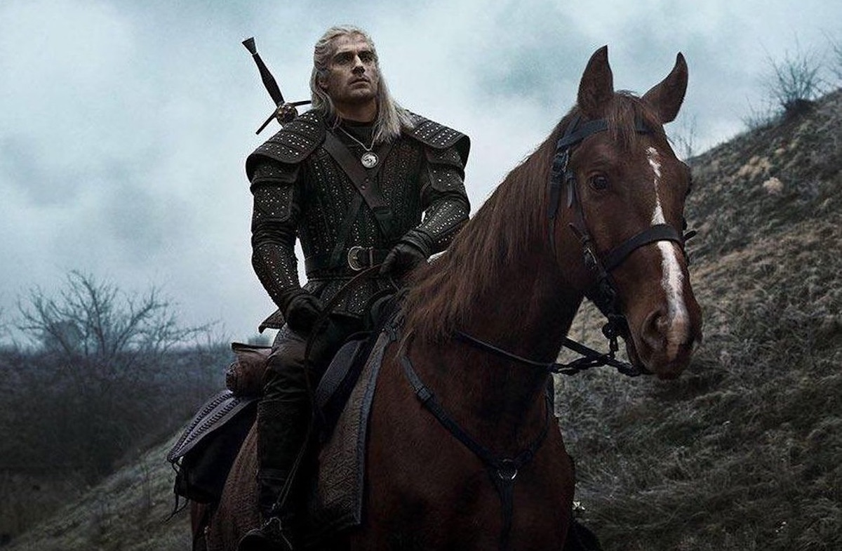 Things We Saw Today: Geralt and Roach Are Finally Reunited for the Next Season of The Witcher