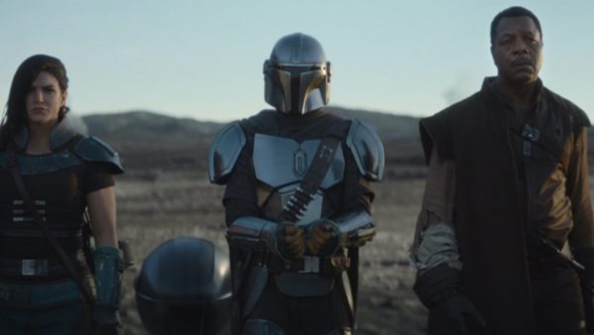These Virtual Sets From The Mandalorian Are Blowing Our Minds