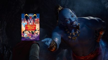 Disney has plans for a live action sequel to the aladdin film because capitalism