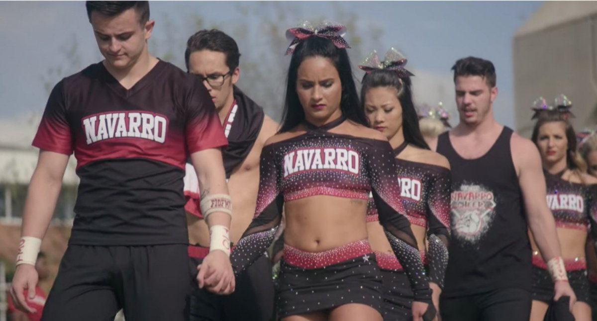 The Dangerous and Thrilling Pursuit of Perfection in Netflix's Cheer
