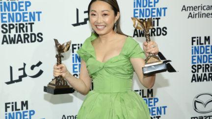 lulu wang wins at the independent spirit awards