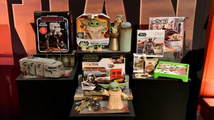 new york toy fair star wars