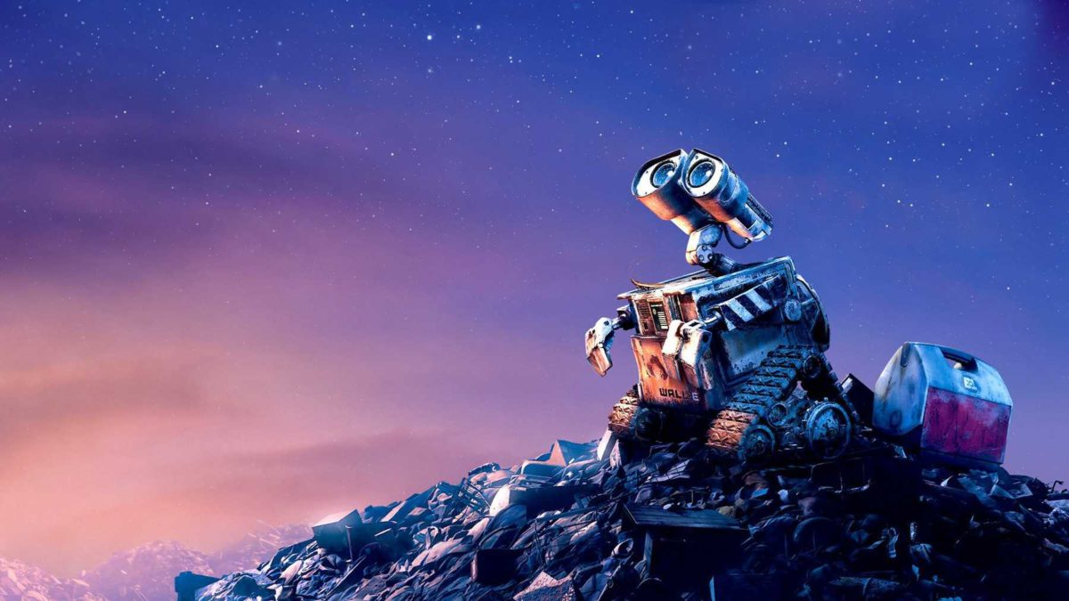 WALL-E Director Andrew Stanton Revisits the Classic Pixar Film
