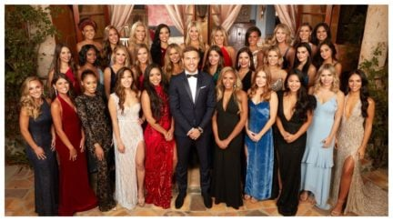 The Bachelor Peter Weber cast.