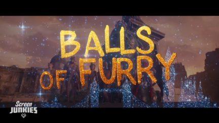 balls of furry