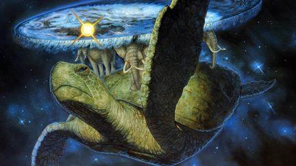the world of terry pratchett's discworld