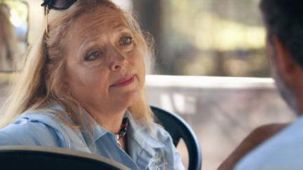 Carole Baskin in Tiger King: Murder, Mayhem and Madness (2020)